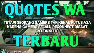 Story Wa Gamers Pubg | Terbaru 2019 | Kata Sedih Untuk Jomblo