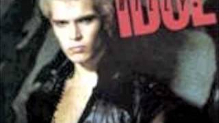 Cradle Of Love Billy Idol Rare Extended Intro MIx 1991