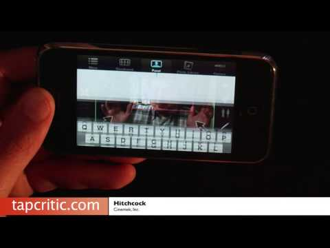 Hitchcock iPhone / iPod Touch Review