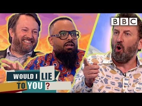 Did Guz Khan Lock His Teaching Nemesis In A Cupboard? | Would I Lie To You? - BBC