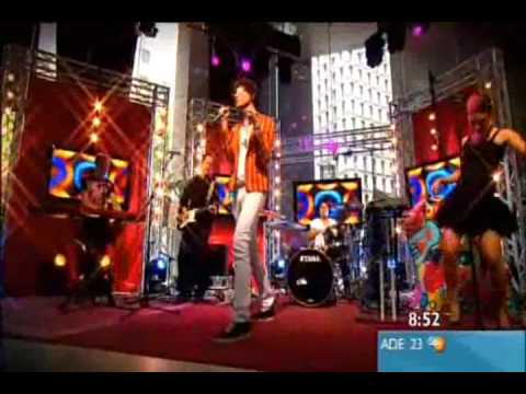 MIKA on Sunrise, Australia - Part 2