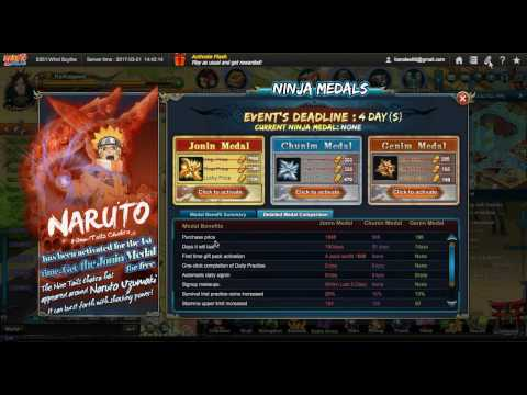 naruto online ingots hack no survey