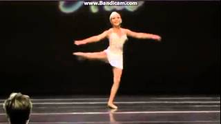 Maddie Ziegler  Amazing Grace FULL Solo  Dance Moms Nationals
