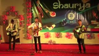 Ae Dil Hai Mushkillive Cover  Arijit Singh,pritam  Shahid Smarak  Shivesh Dwivedi