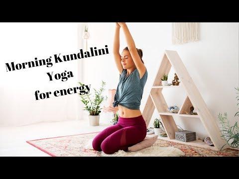 Wake Up! 🌞 Morning Kundalini Yoga For Energy
