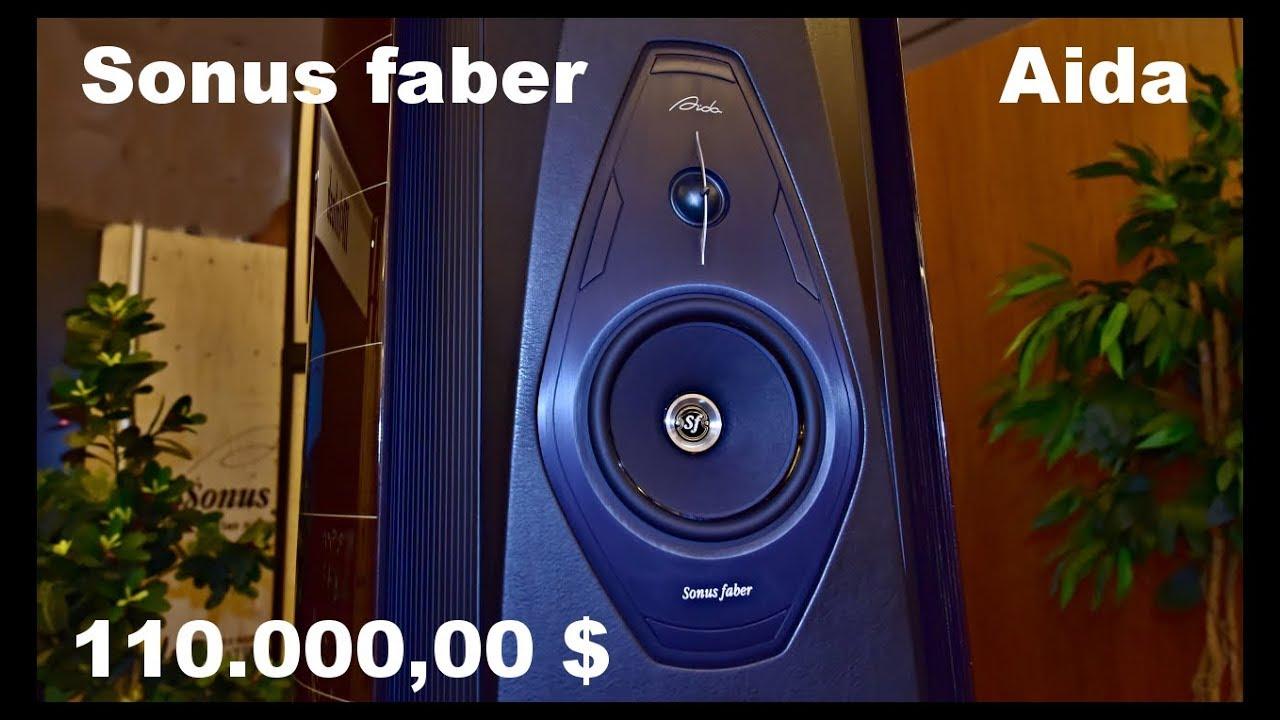 Sonus faber Aida Top Ten High end loudspeakers speakers Best of Sonus faber