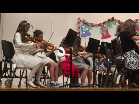 Mattacheese Middle School 2016 Christmas Concert