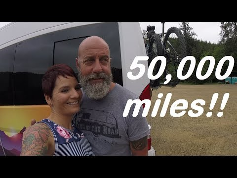Random Thoughts after 50,000 Miles in Our Roadtrek Zion SRT Full Time Van Life