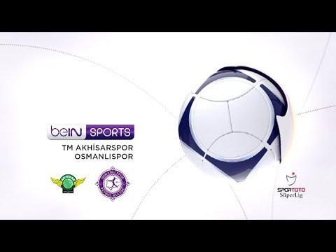 TM Akhisarspor 2 - 1 Osmanlıspor FK