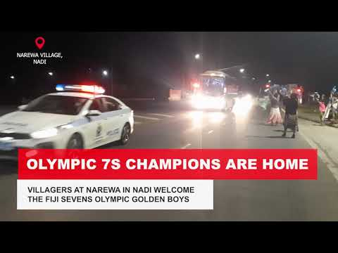 Olympic 7s Champions