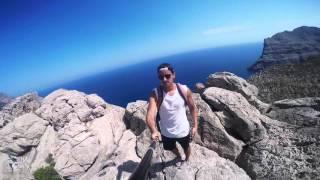 GoPro Hero4  Mallorca Mountain Tour