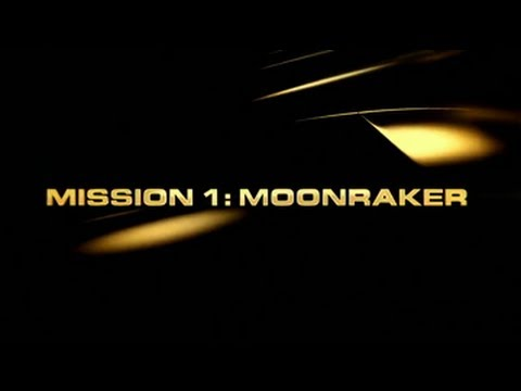 Video Game Trailers - 007 Legends Moonraker Trailer [1080p HD]
