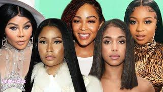 Meagan Good speaks on skin bleaching rumors   Lil Kim & Nicki battle   Reginae vs. Lori Harvey?