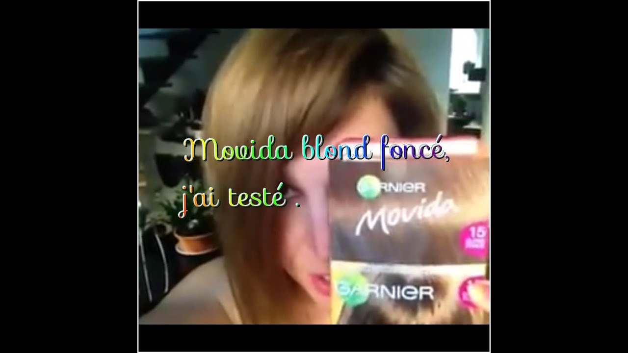 movida garnier blond fonc 15 coloration ton sur ton ralise la maison en 15 minutes youtube - Coloration Olia Blond