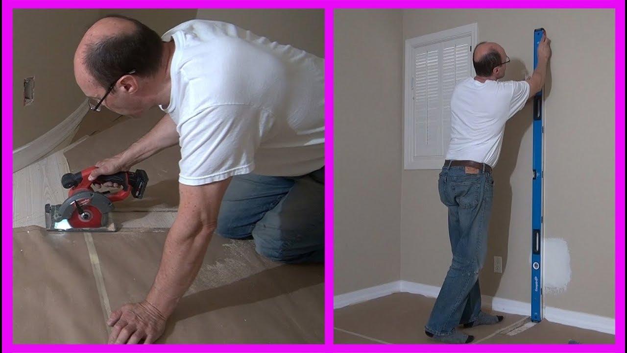 Download How to Build a Closet Frame in Bedroom. Part 1. Строим кладовку