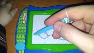 toy THE DRAWING BOARD for kids, für Kinder, для детей, за децу