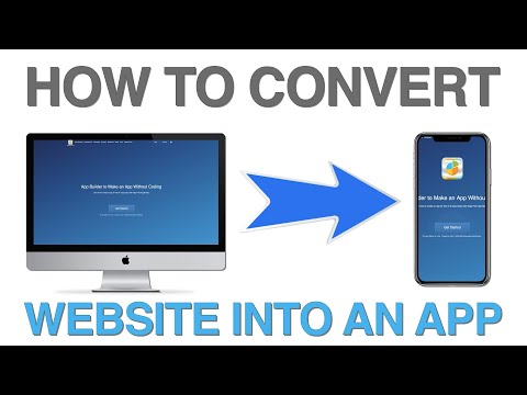 convert website to mobile version free
