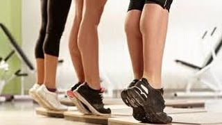 Как накачать голень (икры) ДОМА! тренируем икроножные мышцы!(0:00 Объяснения про голень 2:44 Упражнение Выпрыгивания 3:26 Подъем на носках 5:18 Подъем на носках со жгутами..., 2014-03-12T18:13:48.000Z)