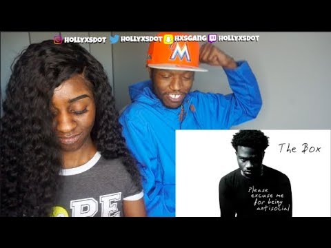 WE WAS SLEEP!!! Roddy Ricch - The Box [Official Audio] REACTION!
