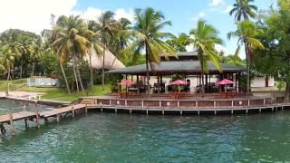 Nana Juana Hotel & Marina Rio Dulce   Guatemala    HD 1080p