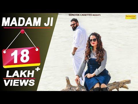 MADAM JI || Rajmawar || Ritu Sharma, Yusuf Khan || Latest Haryanvi Songs Haryanavi 2018
