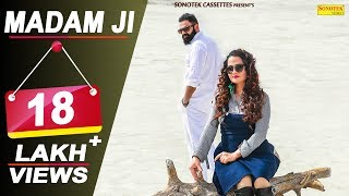 MADAM JI | Raj mawar | Ritu Sharma, Yusuf Khan | Latest Haryanvi Songs Haryanavi 2018