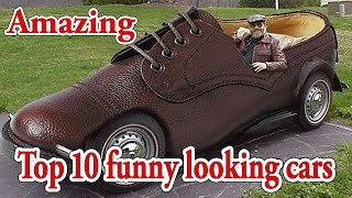 weird cars Top 10 funny looking cars & strange cars In The World 2016 2017 by top ten things