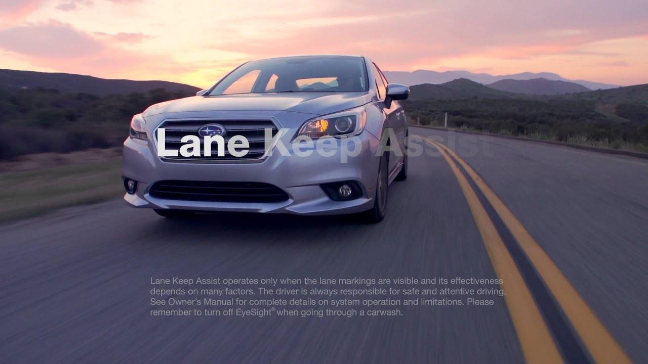 Subaru Eyesight Video >> Subaru Eyesight And Subaru Safety Technology Overview Youtube
