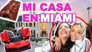 MI CASA EN MIAMI | ENCUENTRO CON KATIE ANGEL | DONDE COMEMOS | EL MUNDO DE CAMILA