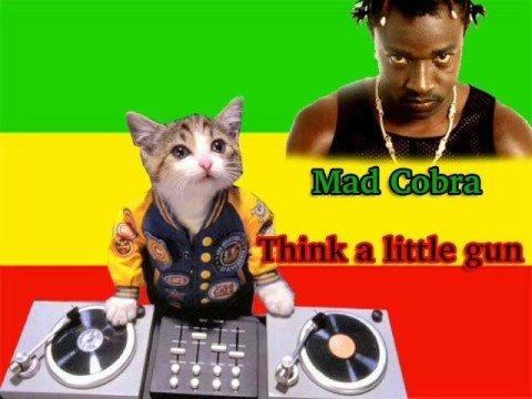 Mad Cobra- Think a little gun