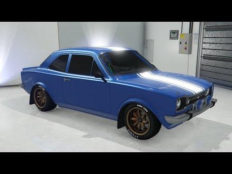 GARAGE ULTRA RARE GTA 5