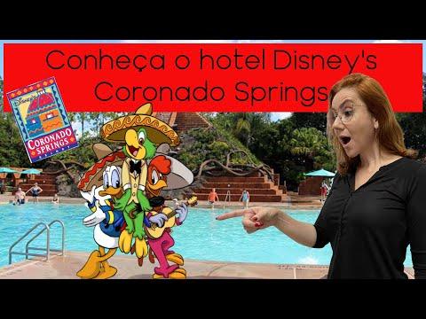 Conheça o hotel Disney's Coronado Springs em Orlando!