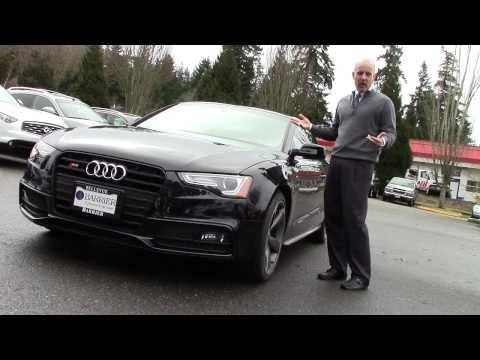 2014 Audi S5 review V. 2 - 2 similar videos, this one is MUCH better