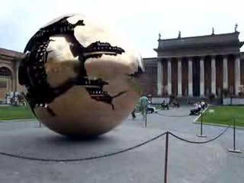 The Vatican Globe