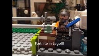 LEGO FORTNITE-Der Lego Pass (unofficial) I Webdough Film