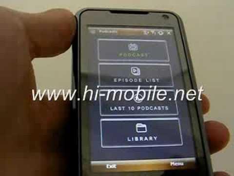 Samsung i900 Omnia Fully Unlocked (www.hi-mobile.net)