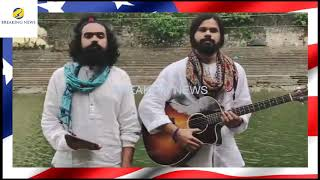Mash-up combines Pakistan and India's anthems to make a viral hit