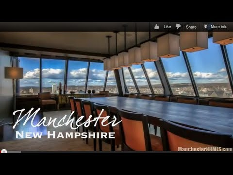 Video of a Rooftop Glass Penthouse Apartment | Manchester, N