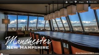 Video of a Rooftop Glass Penthouse Apartment | Manchester, New Hampshire