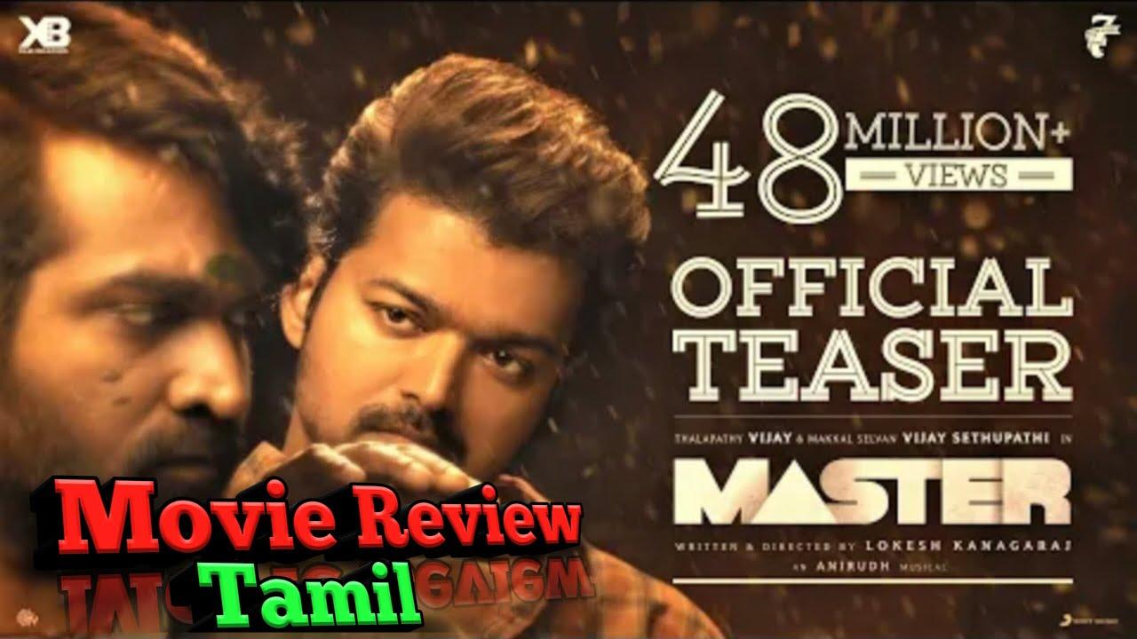 Master - Tamil Movie Review ...