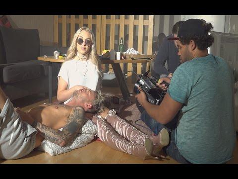 Vlogg   Träffar tjejerna till musikvideon