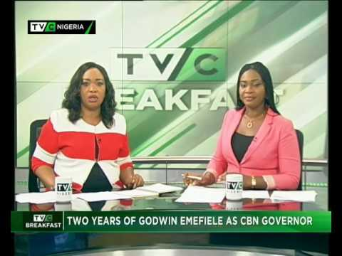 Two Years of CBN Governor Godwin Emefiele