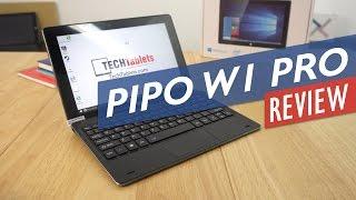 Pipo W1 Pro Review – Atom X5 Z8350 Windows 10 Tablet PC