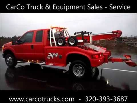 Ford F  Super Duty X Wrecker Tow Truck For Sale