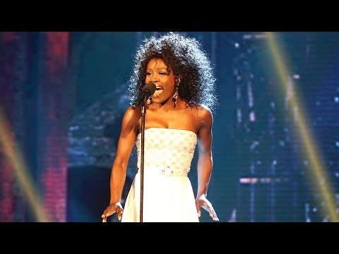 "Lillie McCloud ""This Woman's Work"" - Live Week 4 - The X Factor USA 2013"