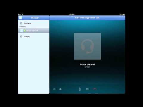 Skype for ipadipad 2  full