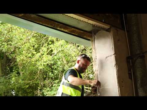 Excel Roller Shutters - PVC Strip Curtain Video