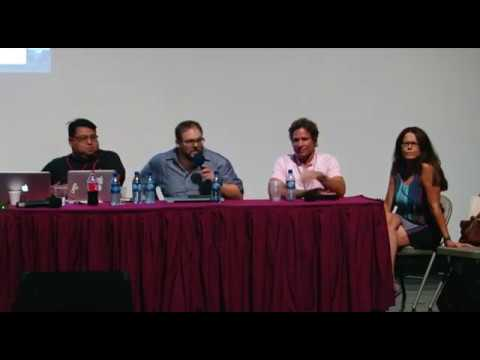 FILM FINANCING PANEL - Belize Int'l Film Festival - Nov 11, 2016