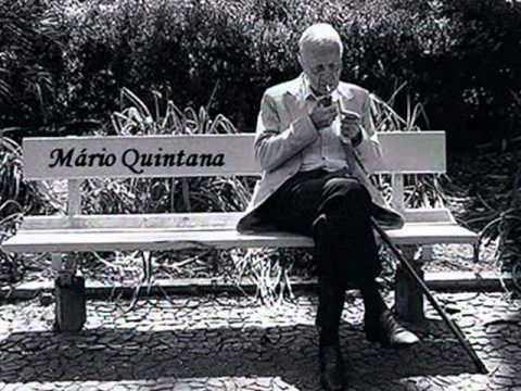 Mário Quintana - Ah! O Amor... - Texto Maravilhoso!