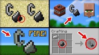 ✔ Minecraft: 15 Things You Didn't Know About the Flint and Steel